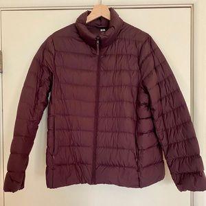 Uniqlo Down Puffer Jacket